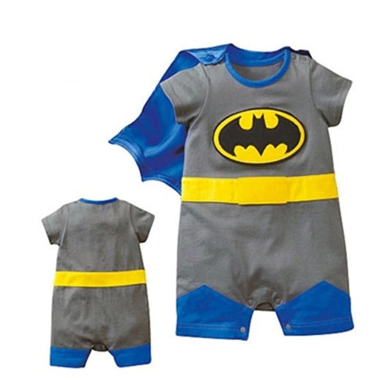 baby-rompertjes-superman-korte-mouw-roze-blauw-grijs-jongen-meisje-rompertjes-meisje-jurk-romper-baby-zomer_4